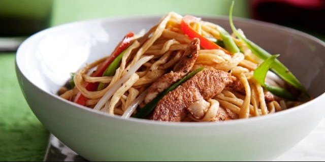 Resep mie goreng chinese