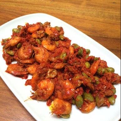 Resep Balado Udang