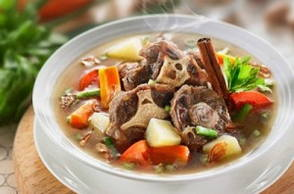 Resep Sop Tulang Sapi