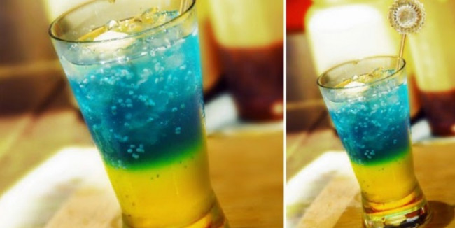 Resep mocktail