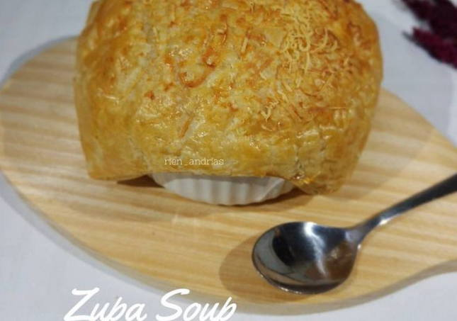 resep zuppa soup ncc